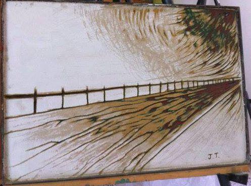 Joseph Troìa – Verso il Santuario