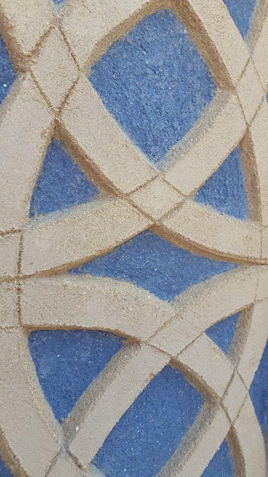 Arteteca - Esgrafiado segoviano