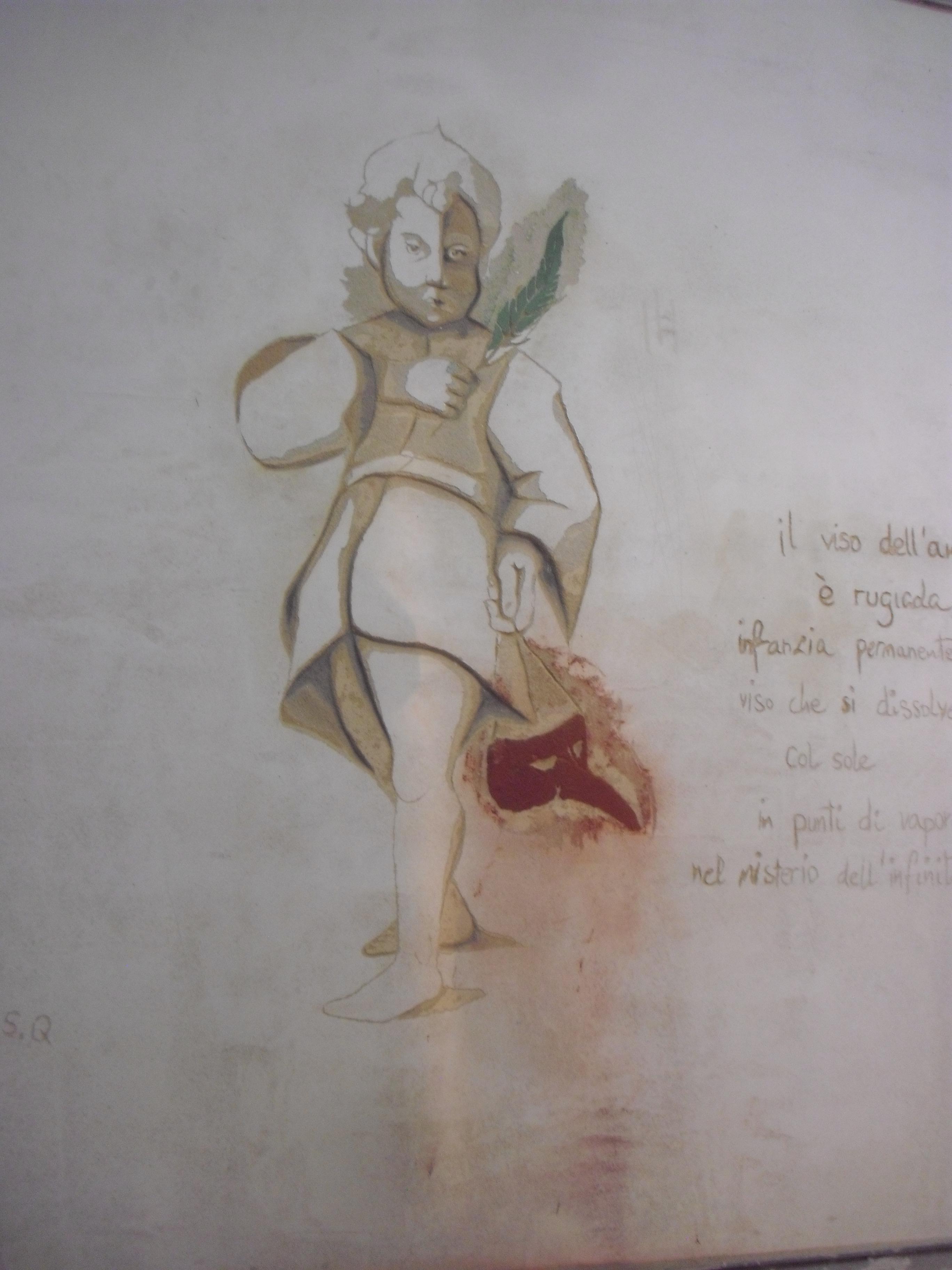Graffito di Francisco