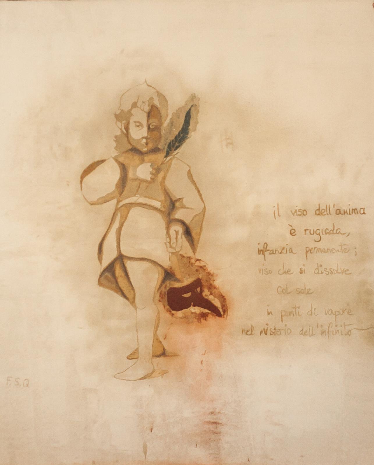 """Francisco Salas Quesada, """"El secreto de Leone"""", 2017"""