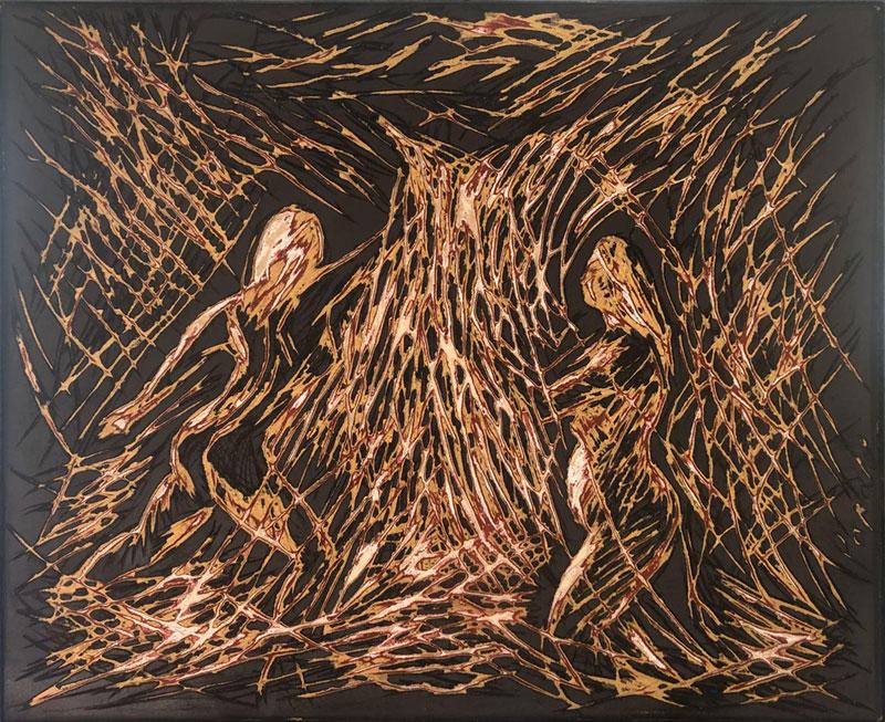William Papaleo, Afrodite e Mater Mundi